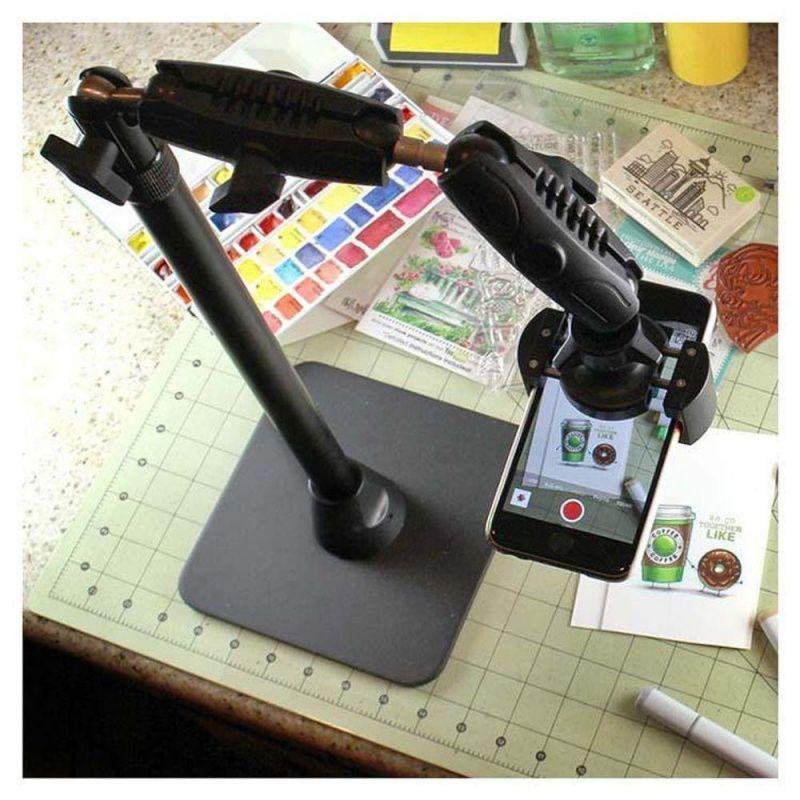 Arkon Mounts Pro Stand & Phone Mount
