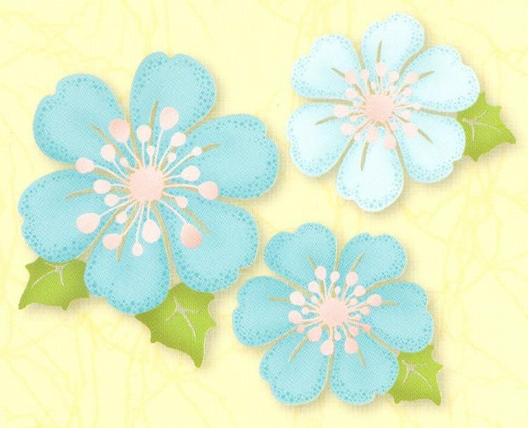 Lea'bilities Clear Stamp - Blossom