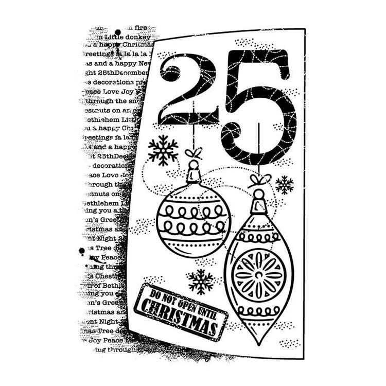 Woodware Clear Singles 25th December