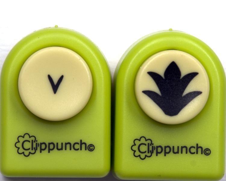 Clip Punch Tulip