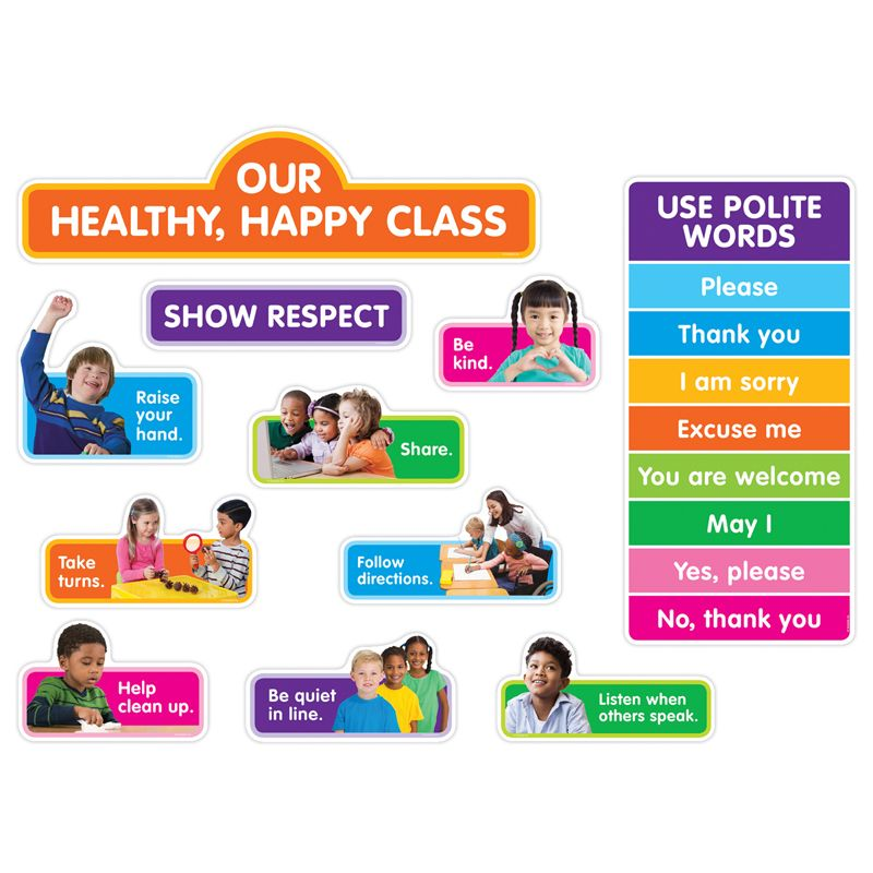 Our Healthy Happy Class Bb St