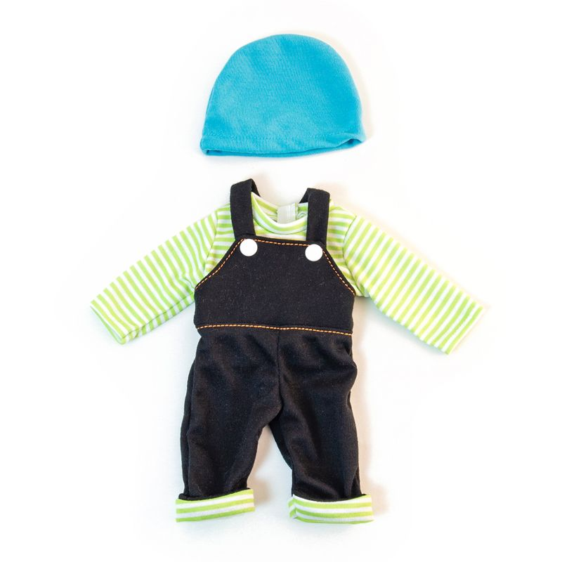 Doll Clothes Mild Weather Jumper/ Cap Set