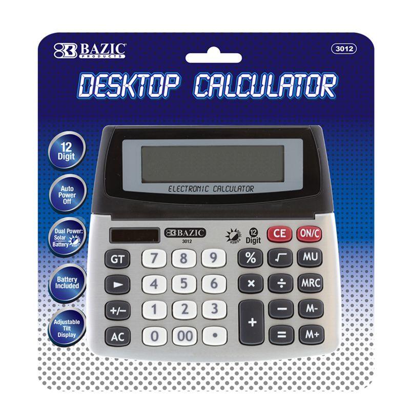 Bazic Desktop Calculator