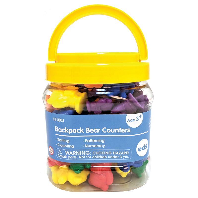 Backpack Bear Counters