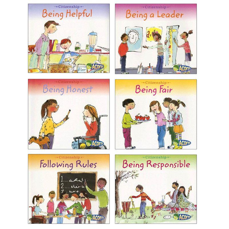 Citizenship Book Series Set Of 6