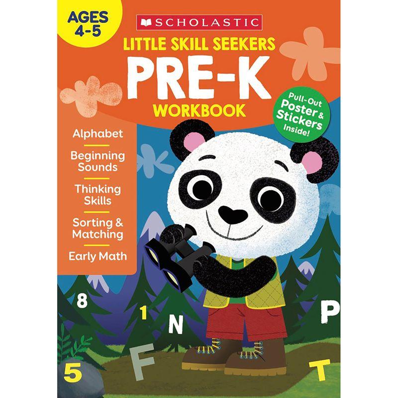 Little Skill Seekers Prek Workbook