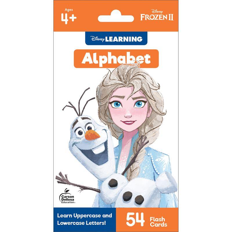 Disney Pixar Alphabet Flash Cards