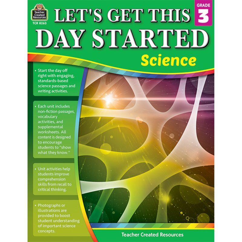 Lets Get Day Started Science Gr3