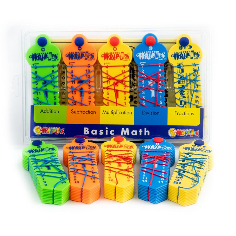 Wrap Ups Math Intro Kit