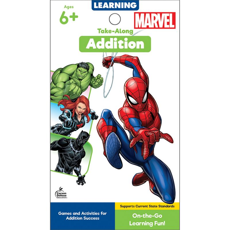 Marvel Addition My Take-along Tablet