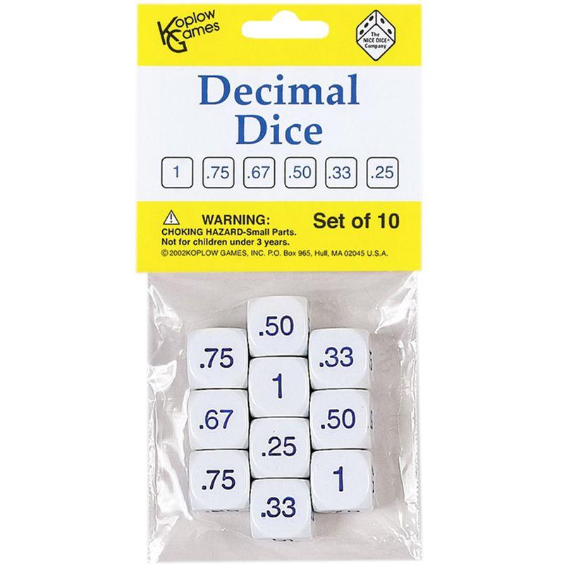 Decimal Dice