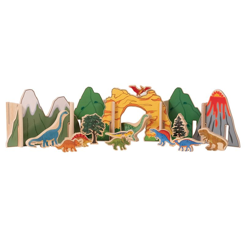 Happy Architect Dinosaurs