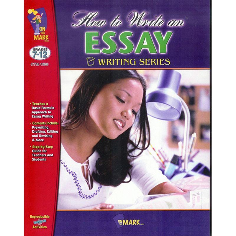 How To Write An Essay Gr 7-12
