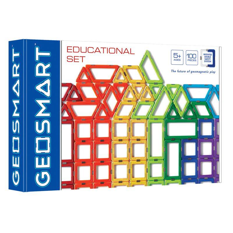 Geosmart Educational Set 100 Pcs