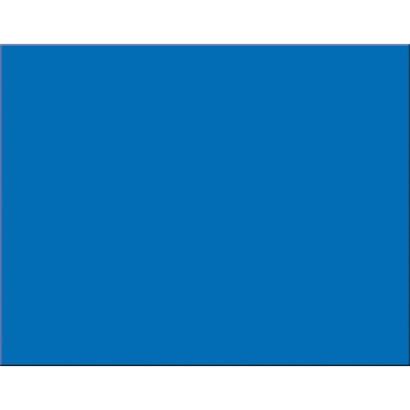 4 Ply Rr Poster Board Blue 25Ct