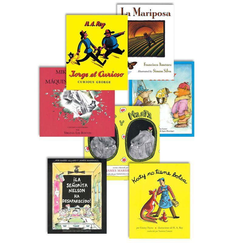 Spanish Storybook Set
