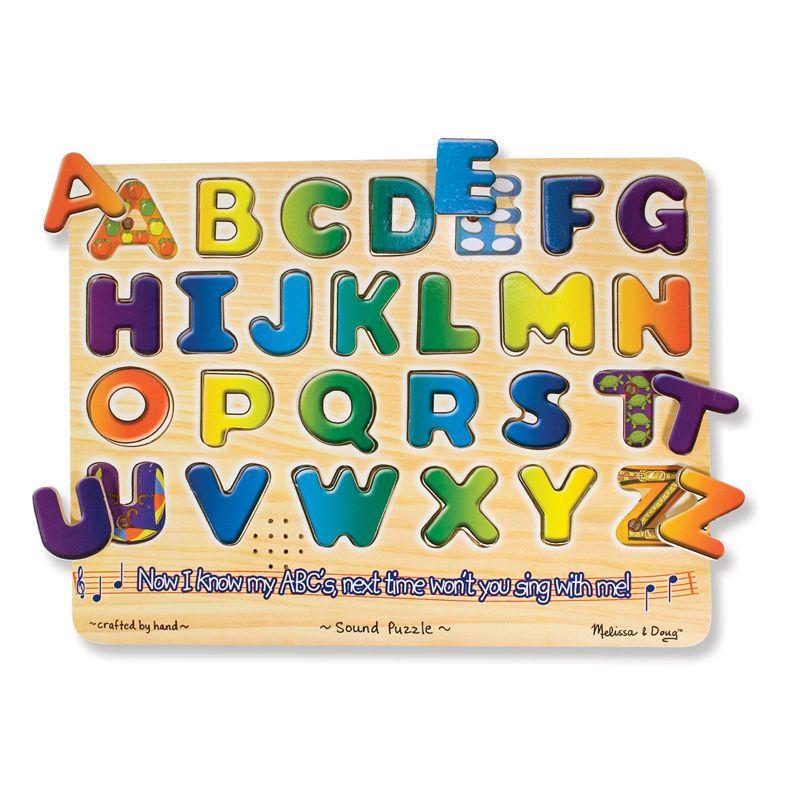 Sound Puzzles Alphabet