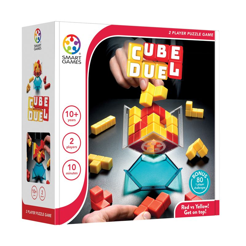 Cube Duel