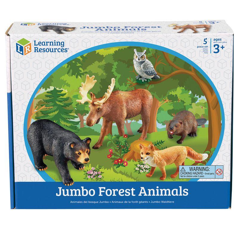 Jumbo Animals - Forest Animals
