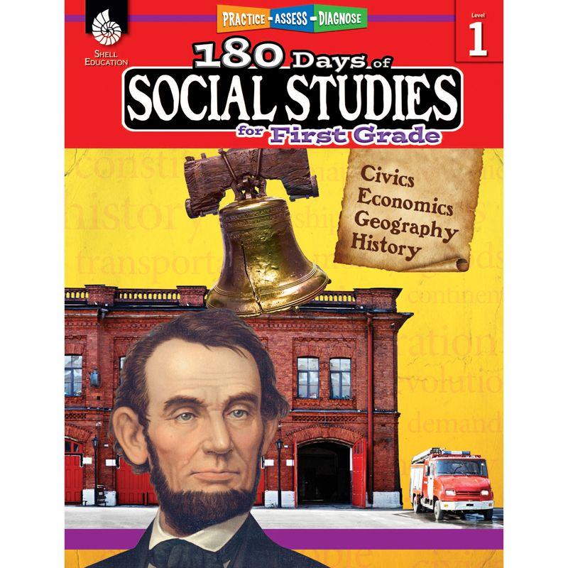 180 Days Of Social Studies For Gr 1