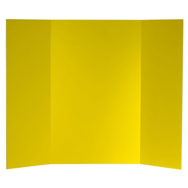 1 Ply Yellow Project Board 24pk