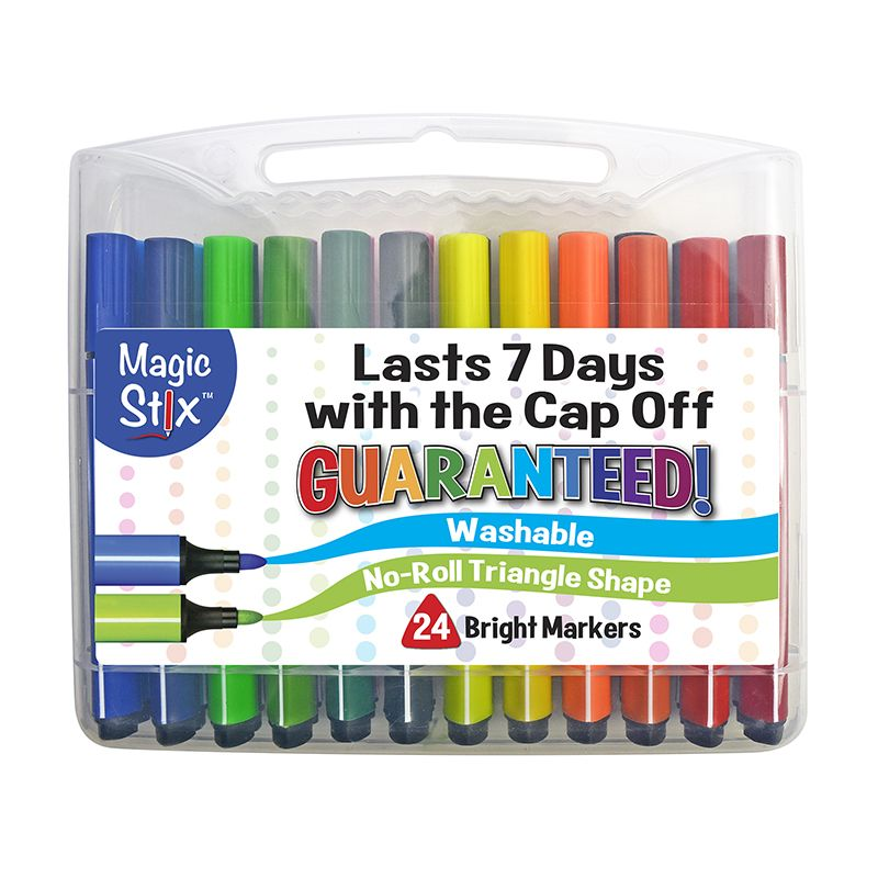 Magic Tri Stix 24 Pack