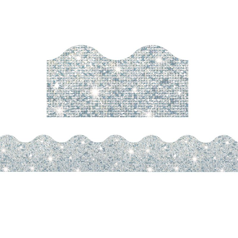 Trimmer Silver Sparkle