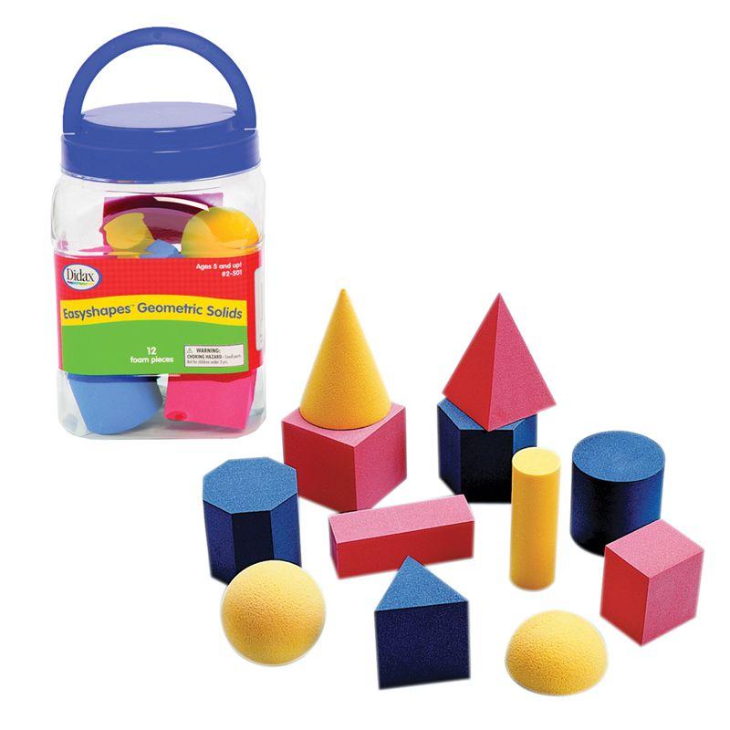 Easyshapes 3D Geometric Shapes