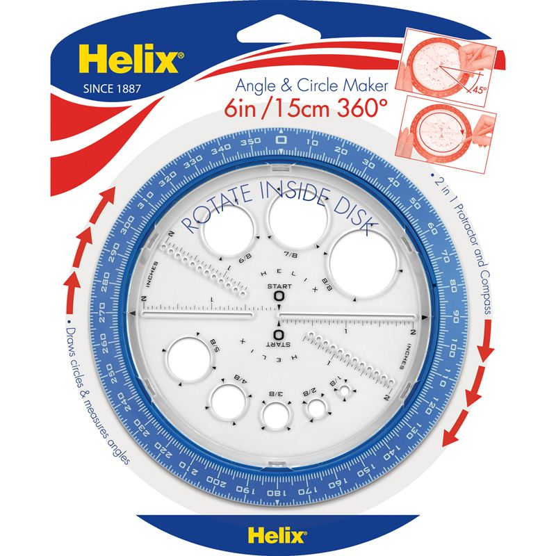 360 Angle And Circle Maker