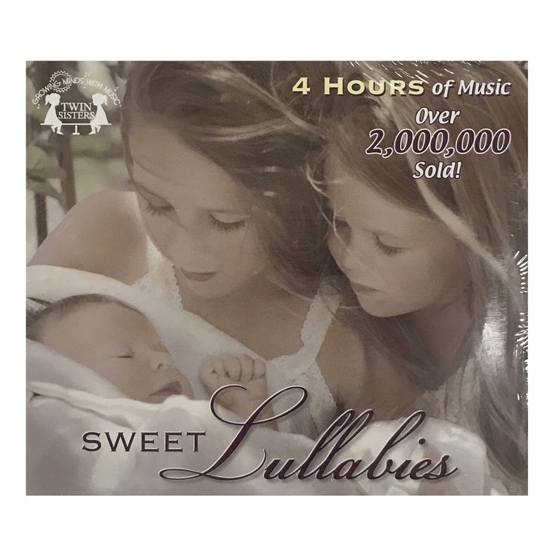 Sweet Lullabies 4 Cd Set