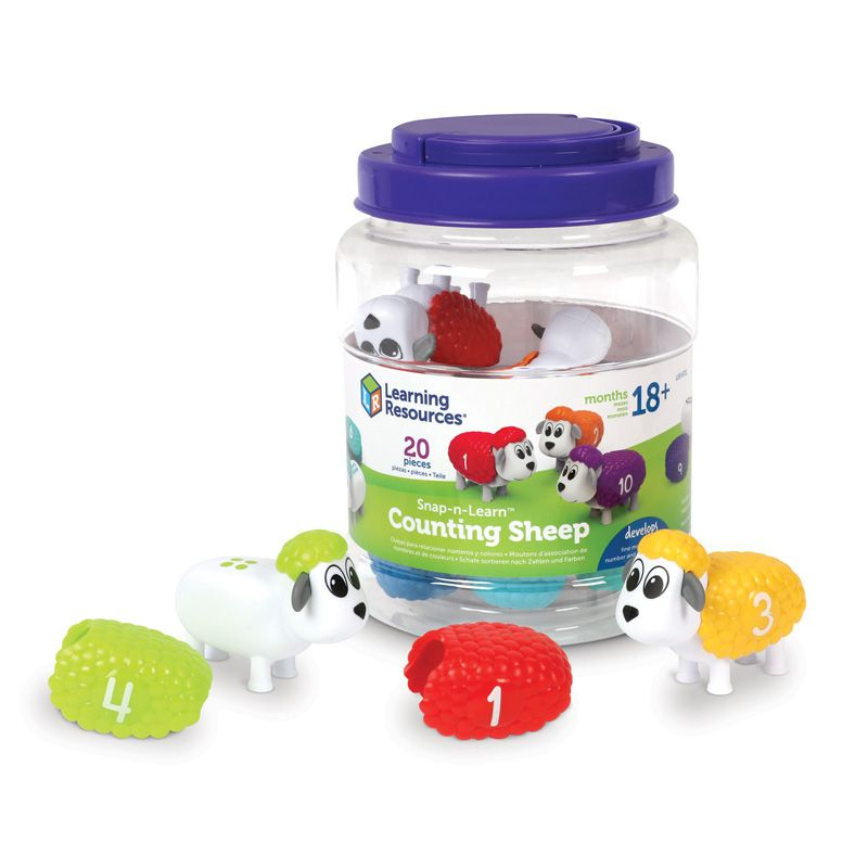 Snap N Learn Counting Sheep
