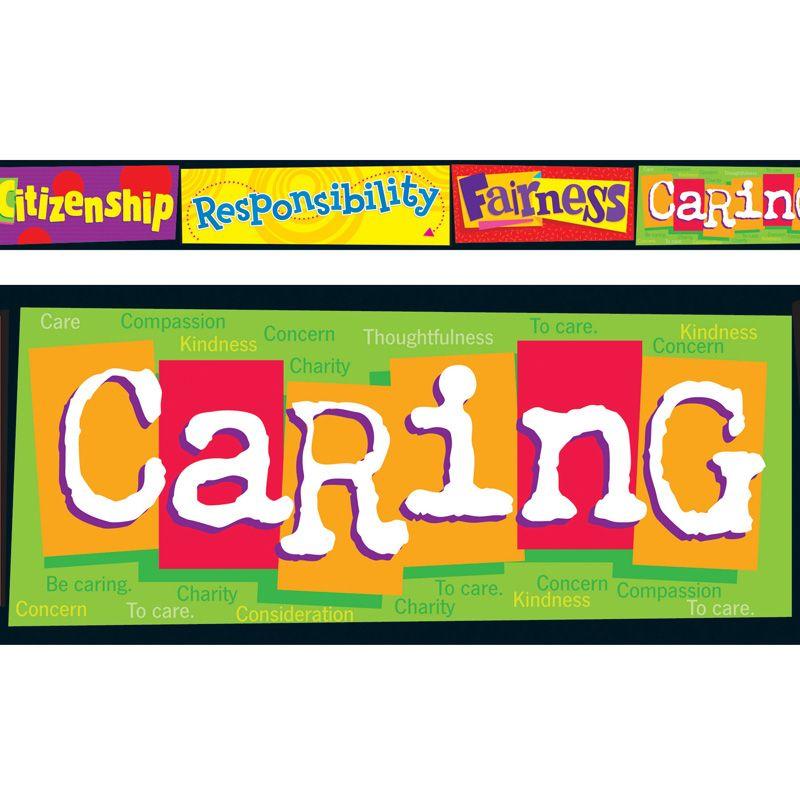 Character Education Border