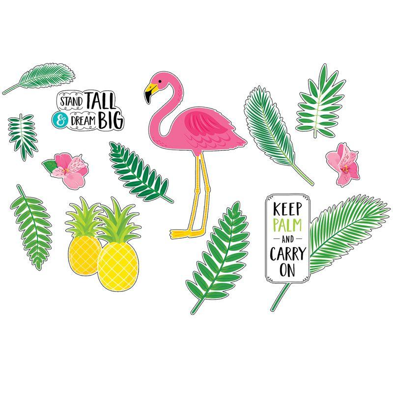Palm Paradise Flamingo Fun Bb St