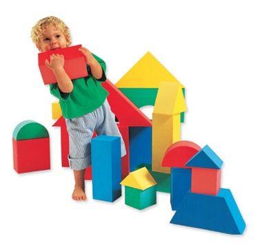 Giant Blocks 16pcs