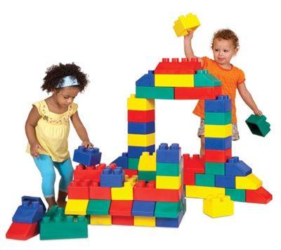 Edu Blocks - 50pcs
