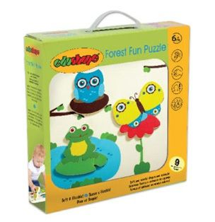 Forest Fun Puzzle