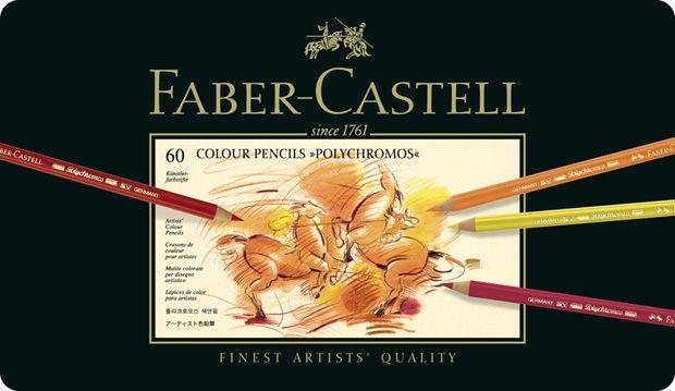 Faber-Castell Polychromos Artists Colour Pencil Sets