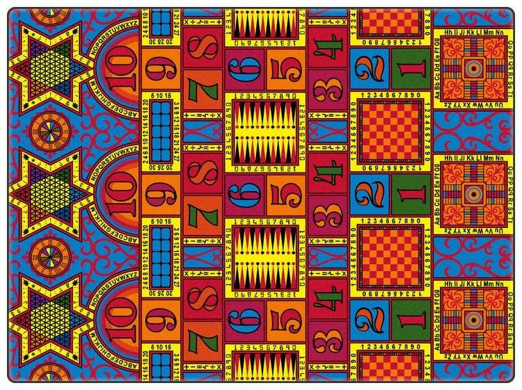 Flagship Carpets Games That Teach