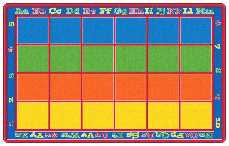 Flagship Carpets Sitting Grid: Primary