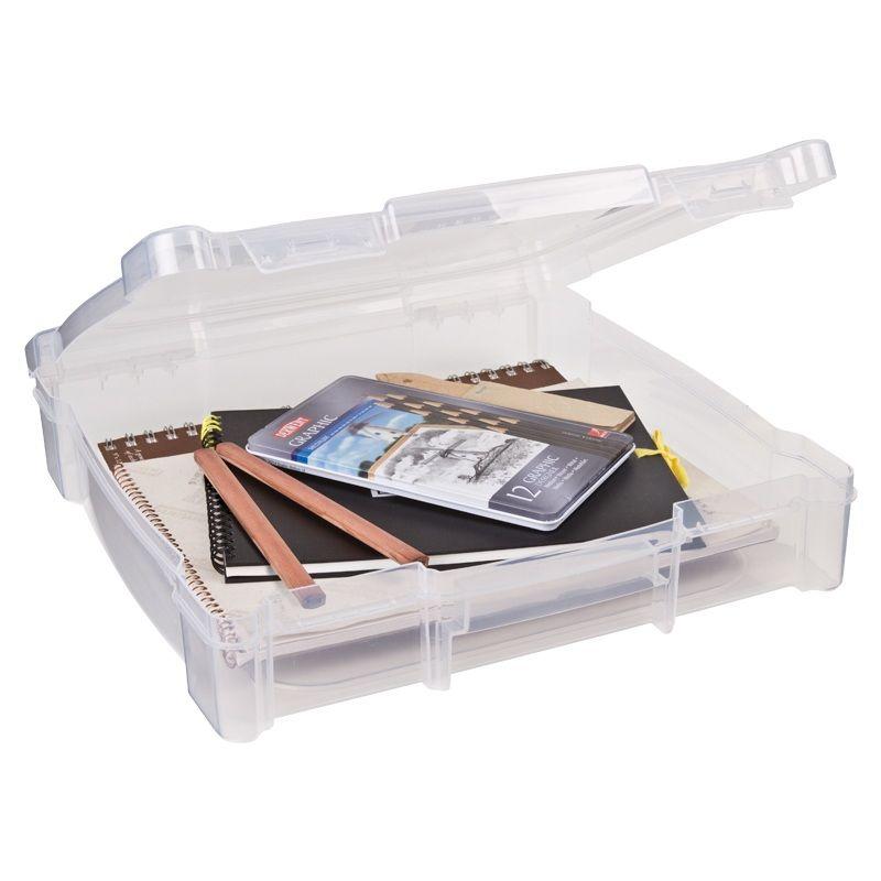 12 X 12 Storage Box With Grip