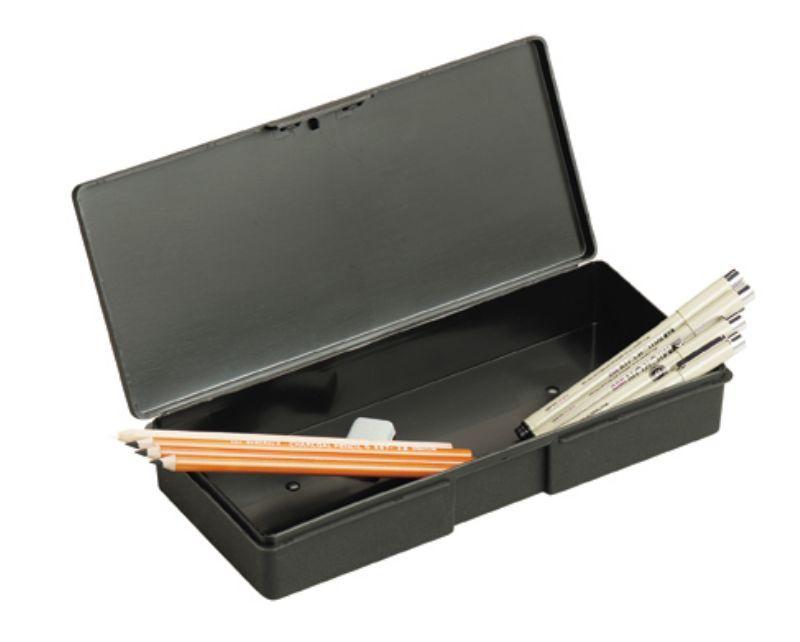 Pencil Marker Box- Black