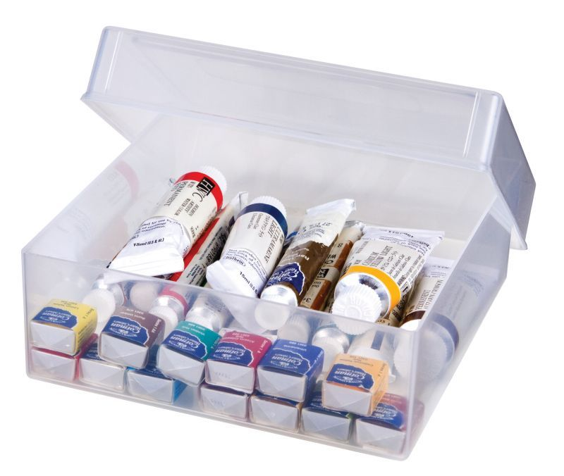"""Clearview™ Case (5"""" X 5"""" Box)"""