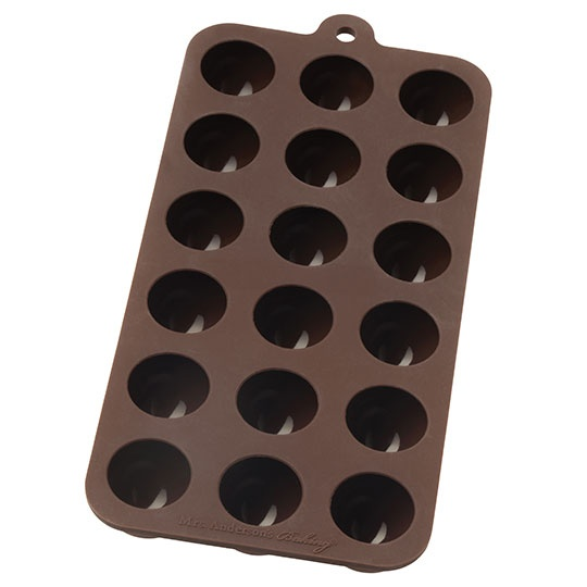 Mrs Anderson Silicone Chocolate Truffle Mold