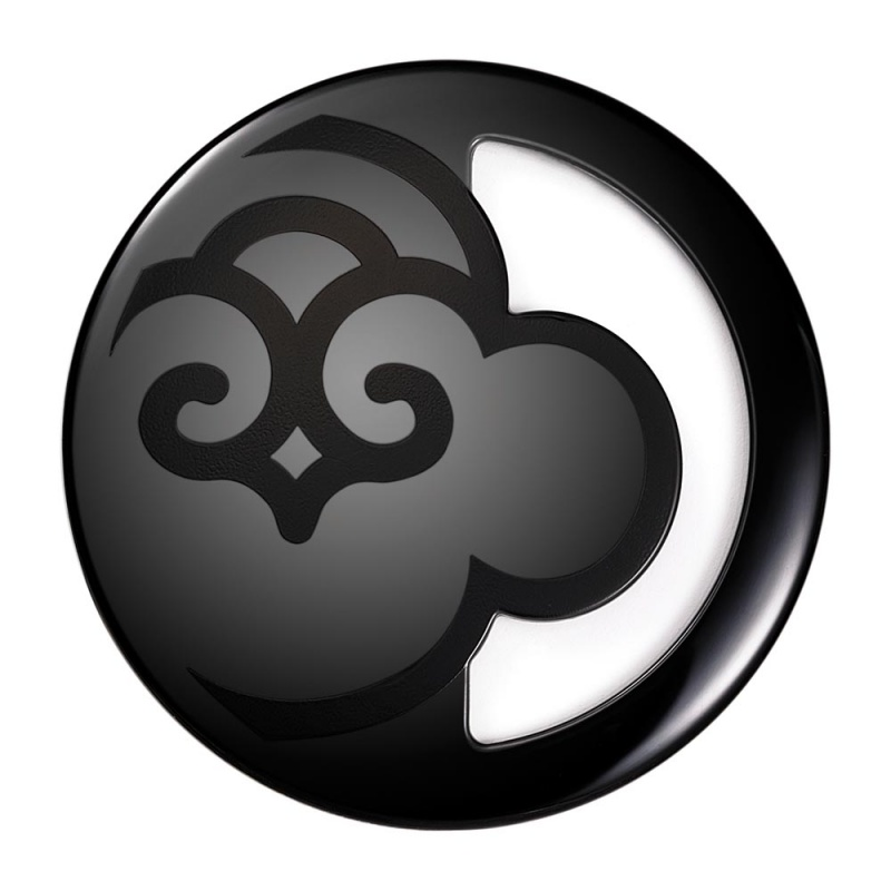Serene House U S A Black Yoyo Personal Aromatherapy Diffuser