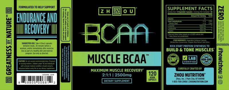 Zhou B C A A 2500 120 Count