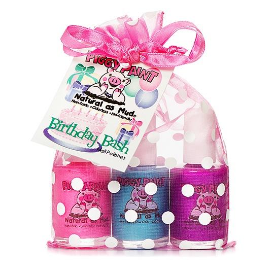 Piggy Paint Birthday Bash Gift Set