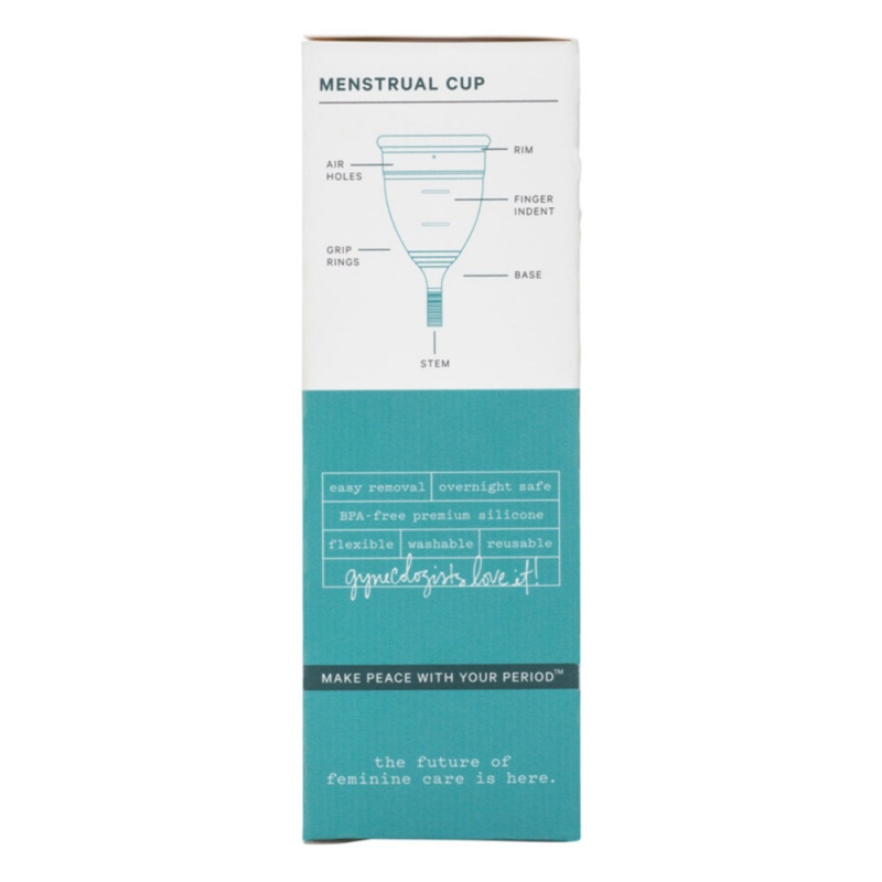 The Honey Pot Silicone Menstrual Cup Size 2