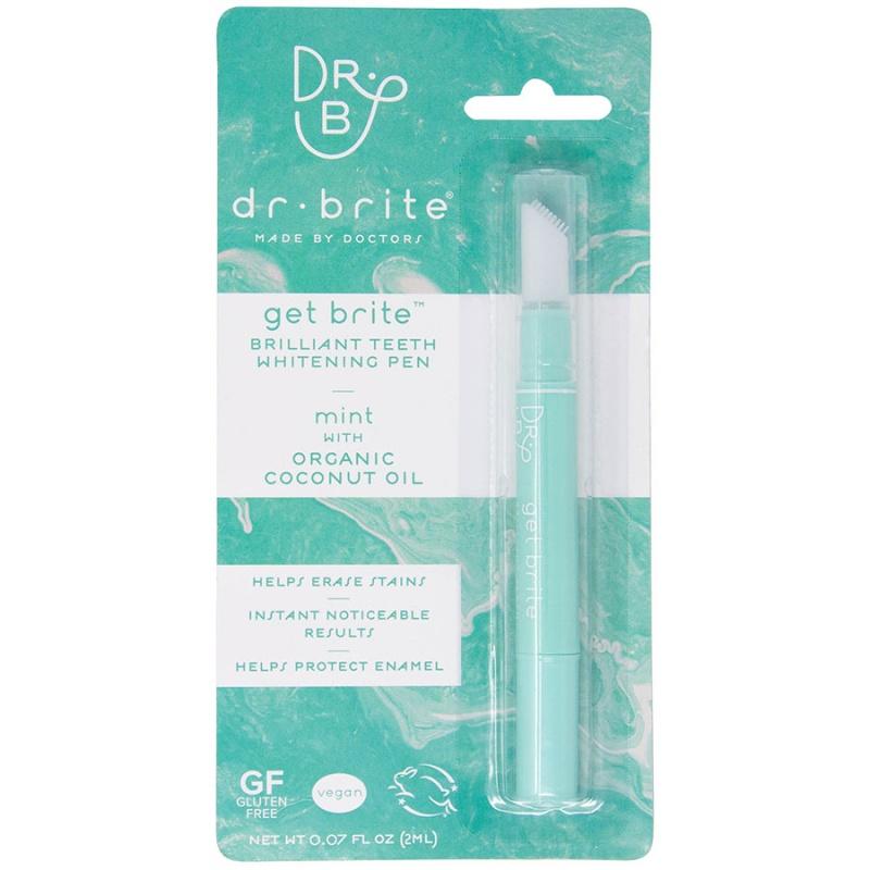 Dr. Brite Get Brite Brilliant Mint Teeth Whitening Pen 0.07 Fl. Oz.