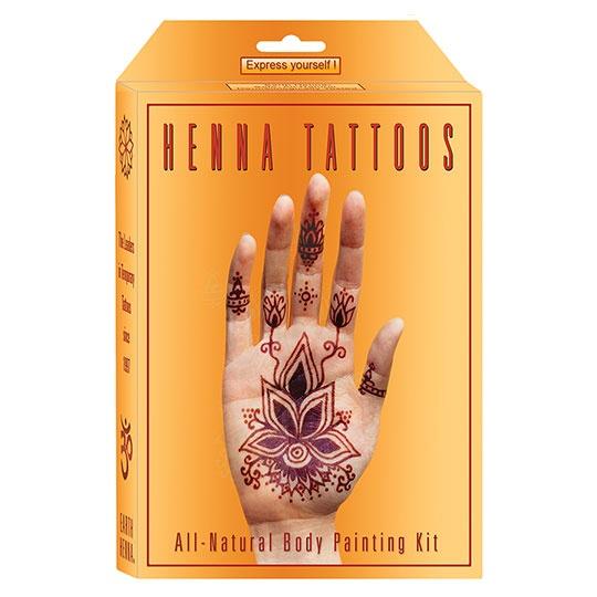 Earth Henna Premium Kit