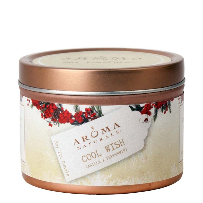 Aroma Naturals Cool Wish Small Tin 3 Oz